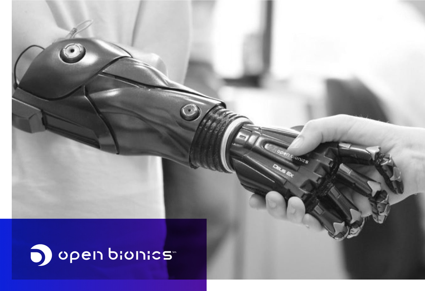 Open bionics visual